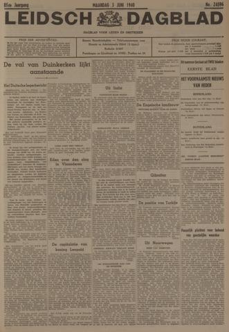 Leidsch Dagblad 1940-06-03