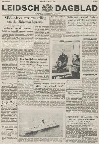 Leidsch Dagblad 1956-03-02