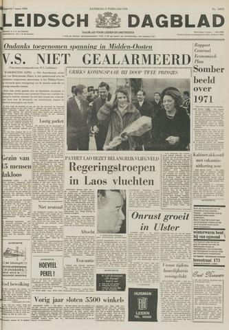 Leidsch Dagblad 1970-02-21