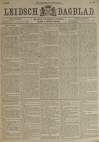Leidsch Dagblad 1896-10-14