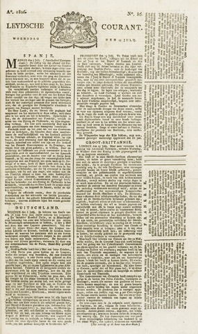 Leydse Courant 1826-07-19