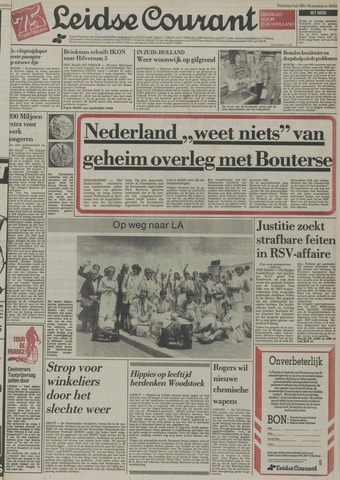 Leidse Courant 1984-07-04