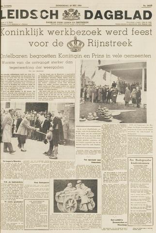 Leidsch Dagblad 1954-05-20