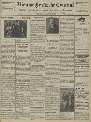 Nieuwe Leidsche Courant 1939-01-19