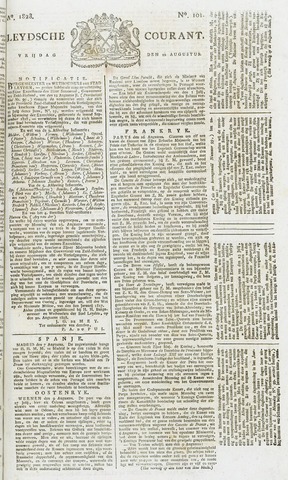 Leydse Courant 1828-08-22