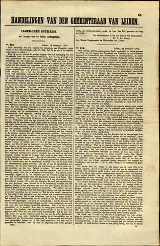 Handelingen van de Raad 1875-12-19