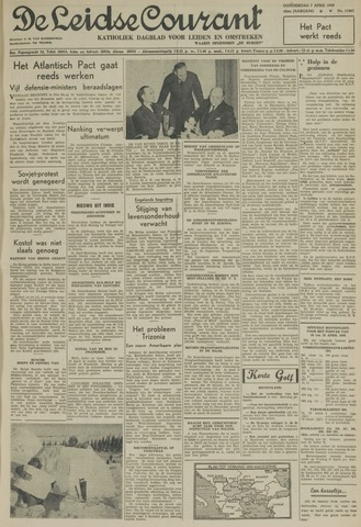 Leidse Courant 1949-04-07