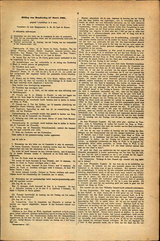 Handelingen van de Raad 1881-03-17