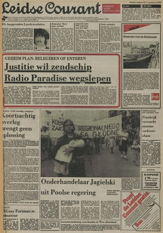 Leidse Courant 1981-08-01