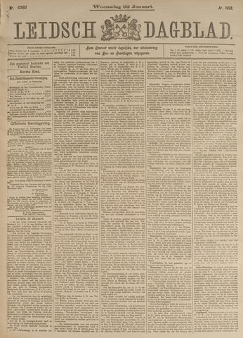 Leidsch Dagblad 1902-01-22