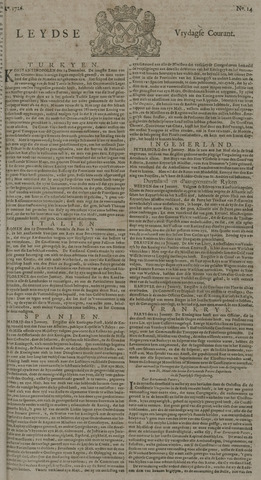 Leydse Courant 1726-02-01