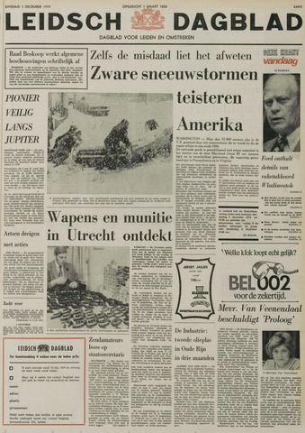 Leidsch Dagblad 1974-12-03