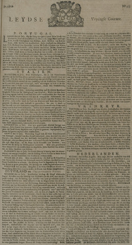 Leydse Courant 1729-08-05