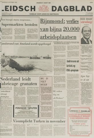 Leidsch Dagblad 1980-10-23