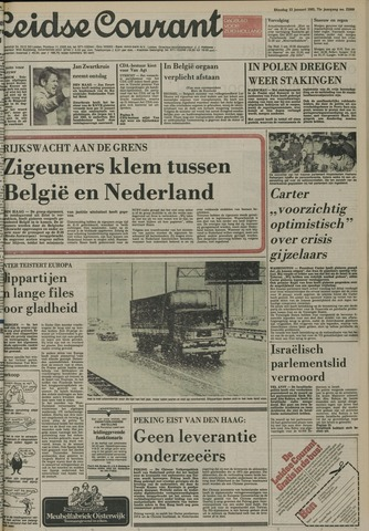 Leidse Courant 1981-01-13