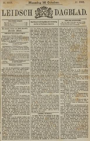 Leidsch Dagblad 1882-10-16