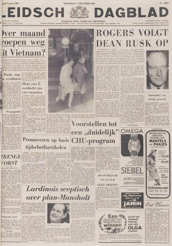 Leidsch Dagblad 1968-12-11