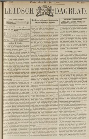 Leidsch Dagblad 1885-10-03