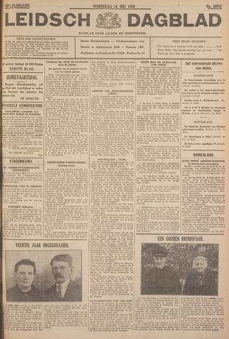 Leidsch Dagblad 1928-05-16