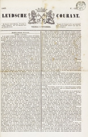 Leydse Courant 1865-11-03