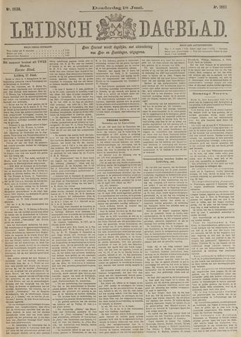Leidsch Dagblad 1896-06-18