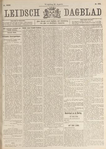 Leidsch Dagblad 1915-04-09