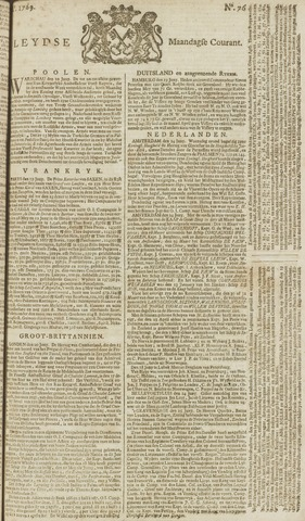 Leydse Courant 1769-06-26
