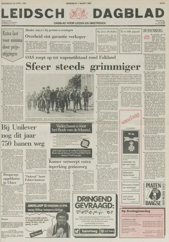 Leidsch Dagblad 1982-04-28