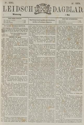 Leidsch Dagblad 1878-05-01
