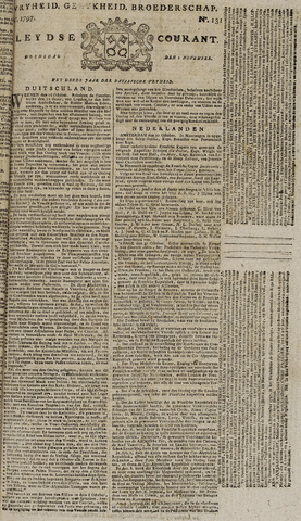 Leydse Courant 1797-11-01