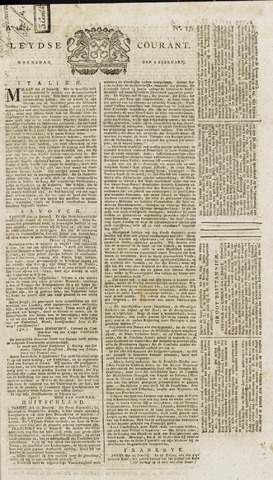 Leydse Courant 1814-02-09