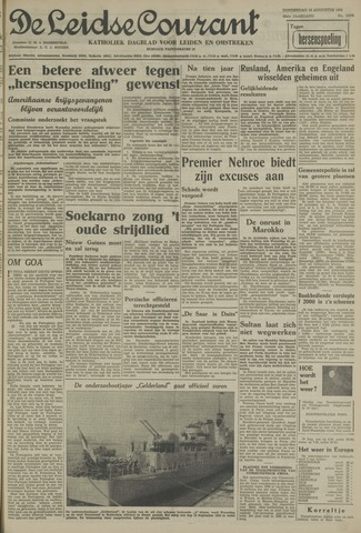 Leidse Courant 1955-08-18