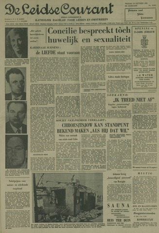 Leidse Courant 1964-10-30