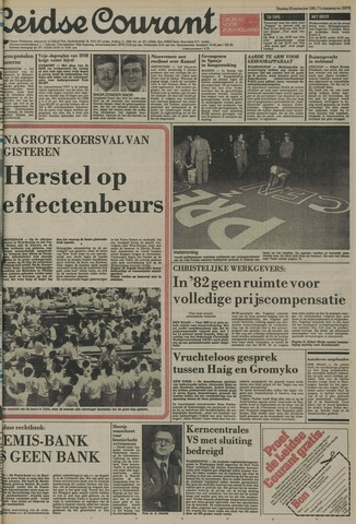 Leidse Courant 1981-09-29