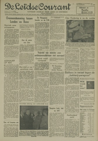 Leidse Courant 1959-11-19