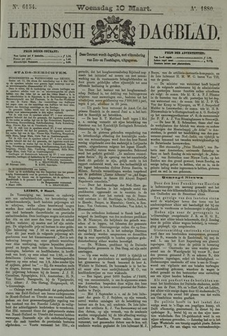 Leidsch Dagblad 1880-03-10
