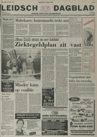 Leidsch Dagblad 1982-04-23