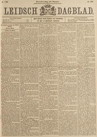 Leidsch Dagblad 1899-03-16