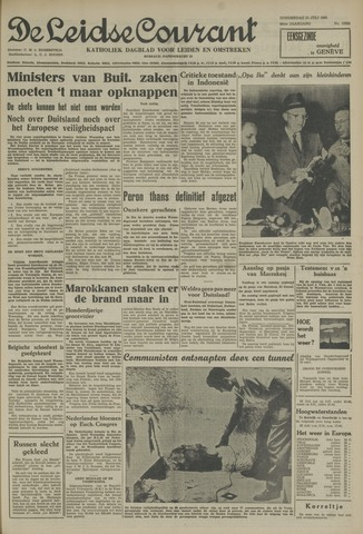 Leidse Courant 1955-07-21