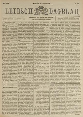Leidsch Dagblad 1901-02-08
