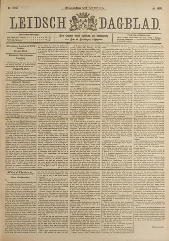 Leidsch Dagblad 1899-10-23