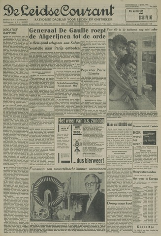 Leidse Courant 1958-06-12