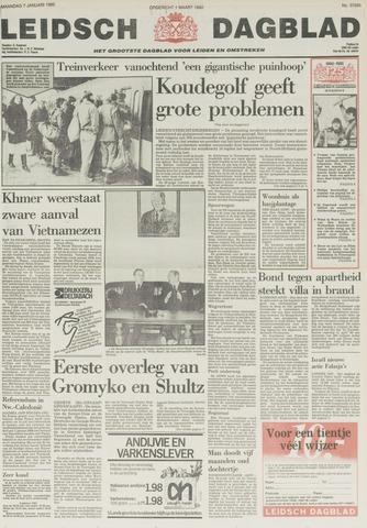 Leidsch Dagblad 1985-01-07