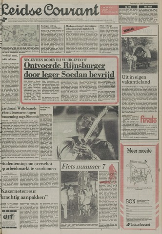 Leidse Courant 1983-07-09