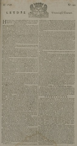 Leydse Courant 1740-10-05