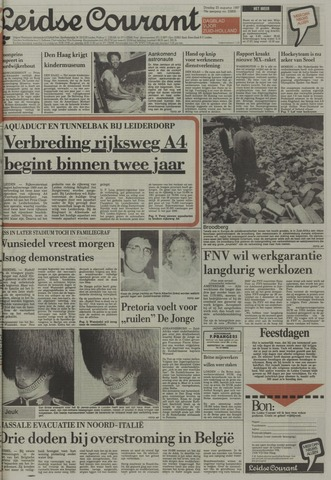 Leidse Courant 1987-08-25