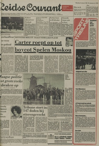 Leidse Courant 1980-01-21