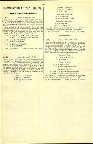 Handelingen van de Raad 1935-08-30