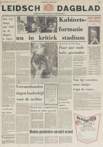 Leidsch Dagblad 1977-07-13