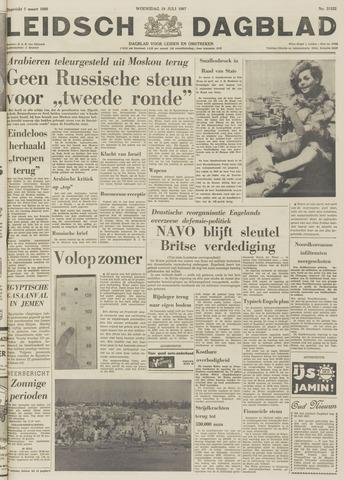 Leidsch Dagblad 1967-07-19